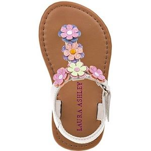 5e273dbeab1ca6 Laura Ashley Shoes - 🆕 Laura Ashley Multi Flower Thong Sandel